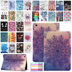 Stand Leather Card Slot  Case Flip Cover For Apple iPad Mini 4/Air 1 2/2 3 4/Pro