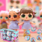 Lol L.O.L Surprise Dolls LIL SISTERS Series be friends 1/6 PCS BALL TOY with box