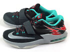 Nike KD VII (GS) Classic Charcoal/Dove Grey-Light Retro 669942-005 Flight Pack