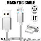 Magnetic Braided Sync Data Charging Cable Usb Charger For Iphone 5s 6s 7 6 Plus