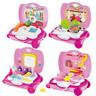 Peppa Pig Family Friends Jewelry Box cute toy set Supermarket Medical Equipment