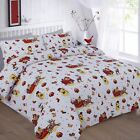 CHRISTMAS STOCK SNOWDON  BEDDING DUVET SETS MODERN SINGLE DOUBLE KING SUPER KING
