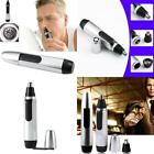 Waterproof Men Nose Ear Hair Trimmer Eyebrow Trim Clipper Hair Removal Safety US
