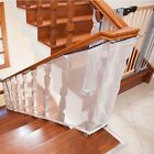 Baby Fence Children Foldable Balcon Net Polyester Stair Barricades Safety Fabric