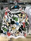 Ladies Primark Disney Mickey Mouse And Friends Jumper Sweatshirt Women's Sweater