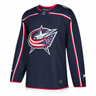 #28 Oliver Bjorkstrand Jersey Columbus Blue Jackets Home Adidas Authentic