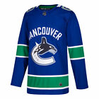 #25 Jacob Markstrom Jersey Vancouver Canucks Home Adidas Authentic