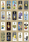 Motorola E2, E3, G, G2, G3, G4, G5, E4 Plus, X Play, Minions Custom Phone Case