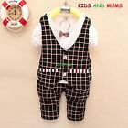 boys outfit suit 1-2-3-4 yrs New 2017 christmas birthday wedding suit,Uk seller