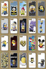 Apple iPhone 7, iPhone 8, iPhone X, Plus, iPod Touch 6 Minions Custom Phone Case