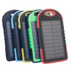 Solar Power Bank 5000mAh Charger Alien Battery Fast Charging for iPhone