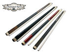 3 or 4 Cues set Champion ST14 Black/Brown/Grey/Wine/purple Pool Cue Stick11.75mm