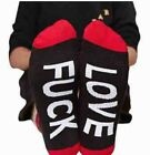 2Pairs Men/Women Socks If You Can Read This Bring Me a Glass of Beer Wine Coffee