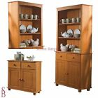 Rio 2 Door 2 Drawer Solid Pine Sideboard - BNIB - with/without display dresser