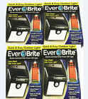 QUICK & EASY OUTDOOR LIGHT EVER BRITE MOTION ACTIVATED SOLAR POWER LED LIGHT