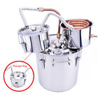 3/5/8 Gal Home Distiller Moonshine Alcohol Still Boiler  Thumper Keg