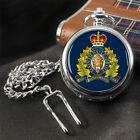 Royal Canadian Mounted Police Pocket Watch