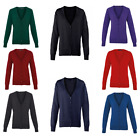 Womens PREMIER V-neck Styling Front Buttons Through Knitted Cardigan Sizes 8-24
