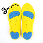 slipper insoles - Men Unisex Memory Foam Insoles Inner Running Sole Slippers Shoe-pad Foot Pads