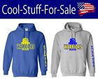 Golden State Warriors Basketball Pullover Hooded Sweatshirt on eBay