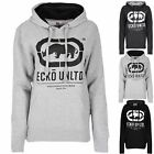 ECKO UNLIMITED Mens Kangaroo Pocket Hooded Hoody Hoodies Pullover Sweatshirt Top