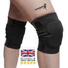 Pole Dance Knee Protectors / Pads With Open Back Grip Mighty | Powergrip Sport