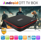 Mecool Android 7.1 TV BOX Ultra HD S905 Quad Core 2GB+16/32GB USB HDMI TF RJ45