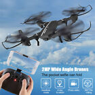 Mini 8807W Foldable 2.4Ghz Wifi FPV 2MP HD Camera Drone RC Quadcopter Helicopter