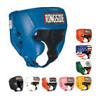 Ringside Competition Boxing Headgear with Cheeks