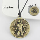PUBG Pan Helmet Playerunknowns Battlegrounds KeyChain Ring Necklace Pendant Gift