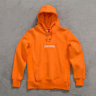 ALL Colors SUPREME HOODIE Sweater Unisex Cotton Logo Embroidered  NEW WITH TAG