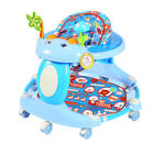 Baby Walker Activity Infant Walk Toy Toddler Safety Jumper Adjustable Bounce POP