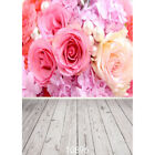 5X7 10X10FT Blossom Flower Vinyl Photography Backdrop Valentine's Day Background
