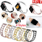 For Apple Watch Strap Band 38mm/42mm Stainless Steel Bracelet Wrist Series 1/2/3