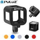 PULUZ Aluminum Alloy Housing Shell Frame Cage Case For GoPro HERO5/4 Session
