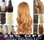Ginger Auburn Red Hair Extensions Clip in Hair Extension real Human Feel