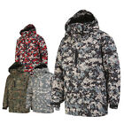 SouthPlay New Premium Waterproof Ski-SnowBoard Mens Warming Jacket_Miltarys(4ea)