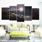 Modern Art Canvas Oil Painting Print Picture Home Wall Decoration Unframed <br/> Wine Glass,Sea Sunset,Rose,Seaside,River Trees