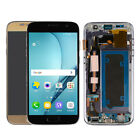 For Samsung Galaxy S7 G930A LCD Screen Touch Digitizer Display Assembly + Frame