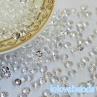 4.5mm Clear Acrylic Diamond Confetti Wedding Party Crystals Table Scatters