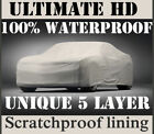 [CCT] 5 Layer Weather/Waterproof Full Car Cover For Cadillac De Ville 1994-1999