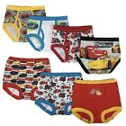 Внешний вид - Disney Cars Toddler Boys' 3pk Training Pants and 4pk Briefs COMBO PACK