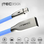 ITEC 30cm 1m 2m 3m Micro USB Charging Charger Cable Samsung Galaxy Data Lead