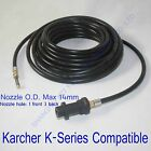 karcher sewer jetter - A13-K 2300PSI Pressure washer sewer drain jetter hose,drain cleaning for Karcher