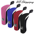 UPGRADE VER Golf Hybrid Club Rescue Cover Headcovers #Tag (3,4,5,6,7,UT) Utility