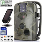 Little Acorn LTL-5210A Hunting Trail Game Camera Scouting Cam + Solar Panel +16G