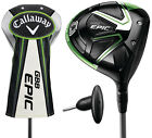 New 2017 Callaway Great Big Bertha Epic Driver 460cc - Pick Your Shaft