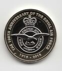 2018 World War I RAF Armistice Frankenstein Britannia BU £2 Coin - Choose coin