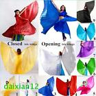 Open or Close Professional India Egypt Belly Dance Costumes Isis Wings 18 Colors