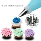 14x Nozzle + Silicone Icing Piping Cream Pastry Bag Set Cake Decorating Tool R Y